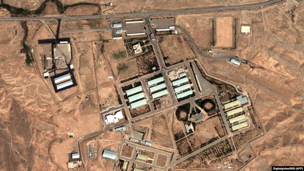 Iran Reports Explosion At Gas Storage Tank Near Sensitive Military Site ICBPS Political Studies