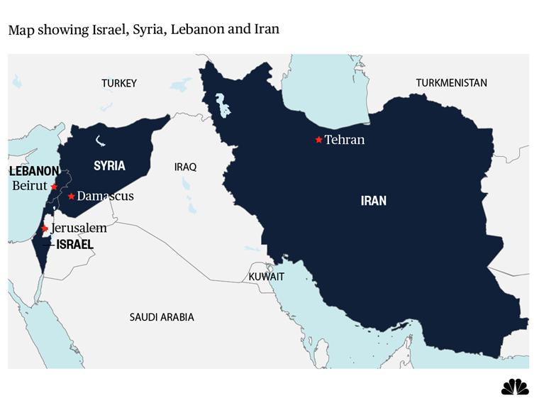 Iran Stays in Syria To Threaten Israel ICBPS Kaveh Taheri