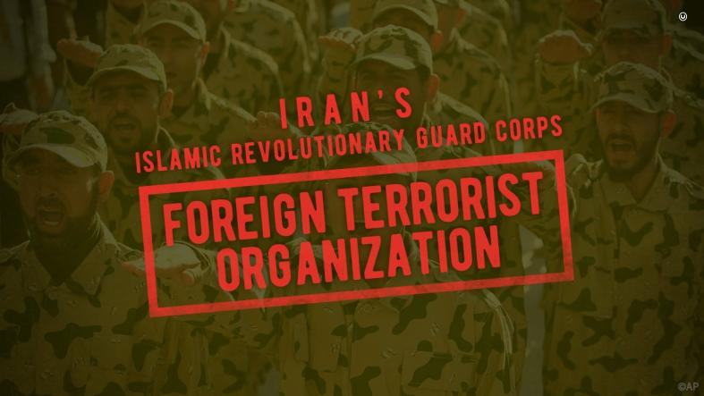 The US Is Right to Label the IRGC a Foreign Terrorist Organization Kaveh Taheri ICBPS