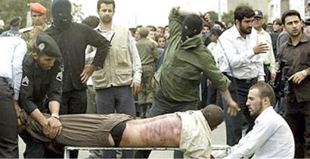 Brutal Torture by Intelligence Division of Irans Law Enforcement Force ICBPS Kaveh Taheri Islam