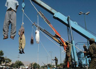 Executioner Mullahs Put Anti-Regime Protesters on Death Row