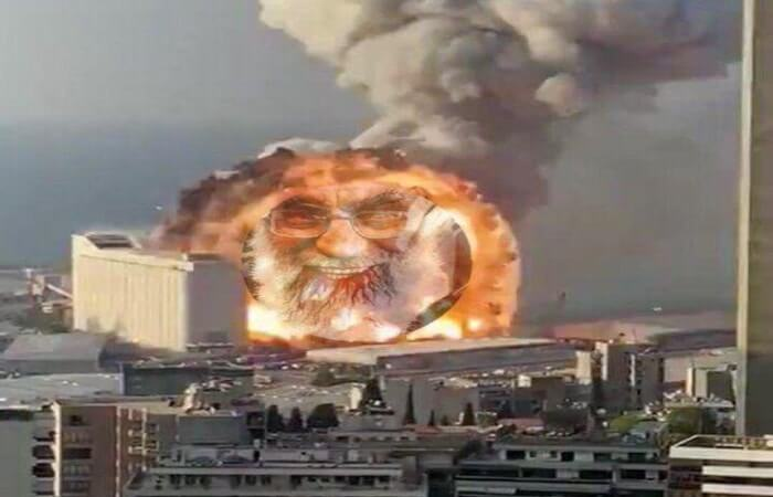 Iran and Its Proxy Hezbollah Should Be Blamed for Beirut Blast ICBPS The Institute of Capacity Building for Political Studies Social Media 1