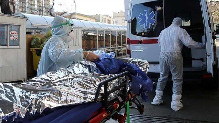 Leaked Data from Iran Reveals Massive COVID19 Coverup ICBPS Coronavirus Anadolu Hassan Rouhani ICBHR