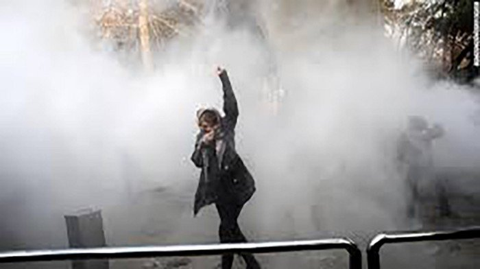Womens Role in Iran Protests ICBPS Kaveh Taheri