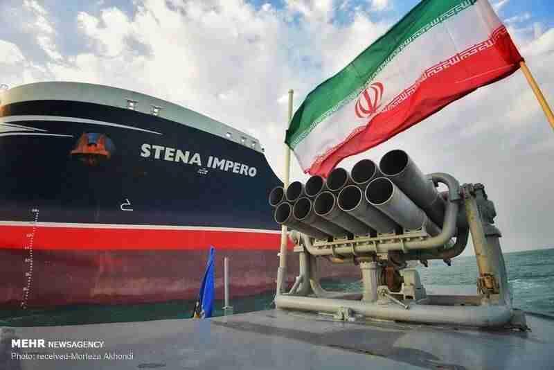 Iran's Navy Admiral Warns U.S. Naval Forces