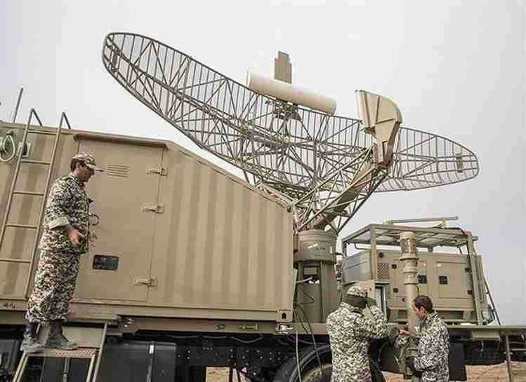 Iran Shows Off New Domestic Radar Systems
