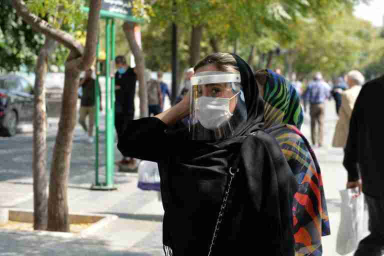 Turkish Airlines ICBPS Iran Coronavirus Records Continue Daily COVID19 Infections Reported