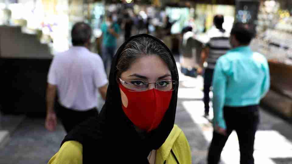 Iran Coronavirus Records Hit Again; Thousands Infected