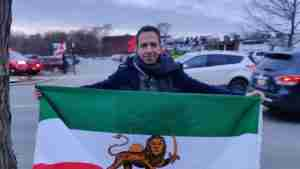Iranian Dissident Mehdi Amin Found Murdered At His Residence In Canada ICBPS Mehdi Amin 1