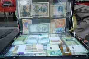 Iran's Economy In Free Fall COVID19 ICBPS Irans rial hits new low against dollar as economy Reuters