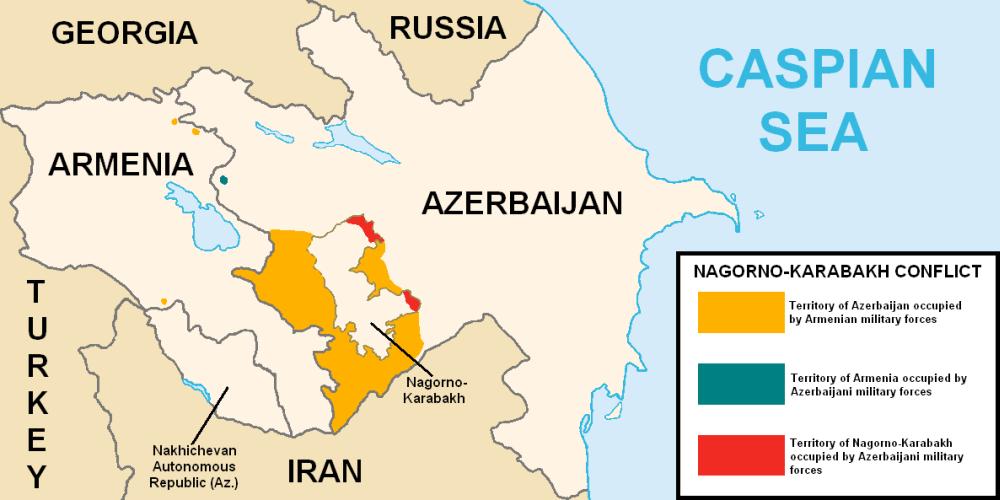 Turkish Arms Sales To Azerbaijan Rose Sixfold